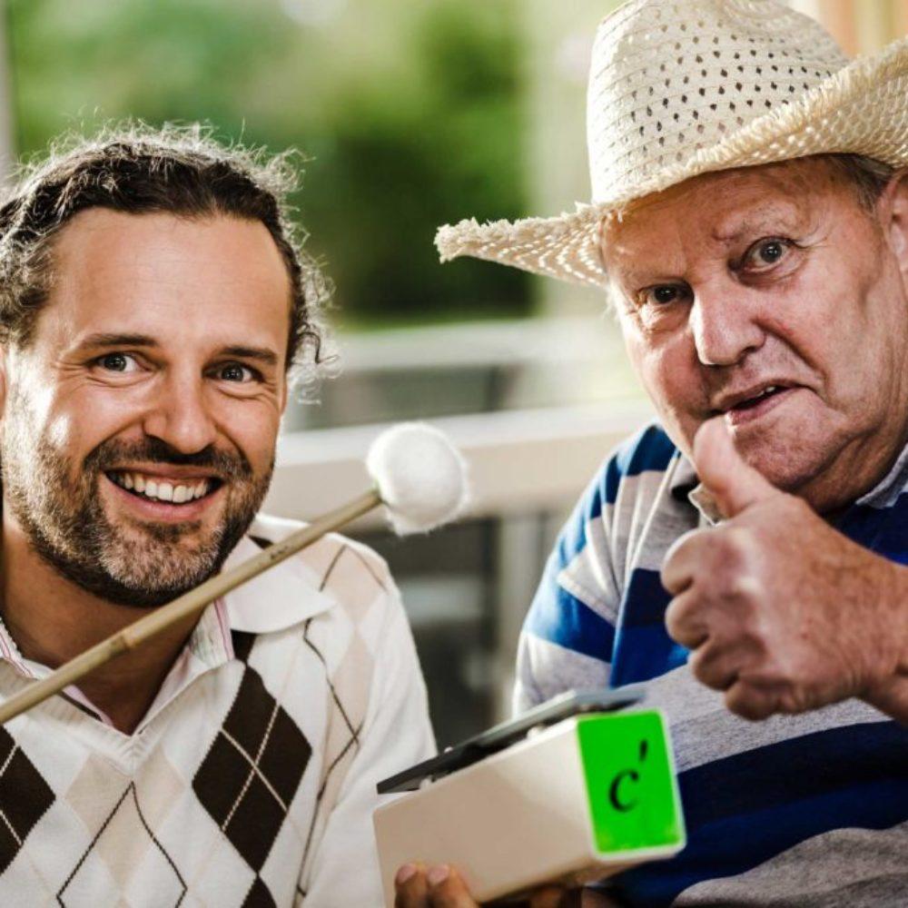 Musikprojekte Wir Sind Altenpflege