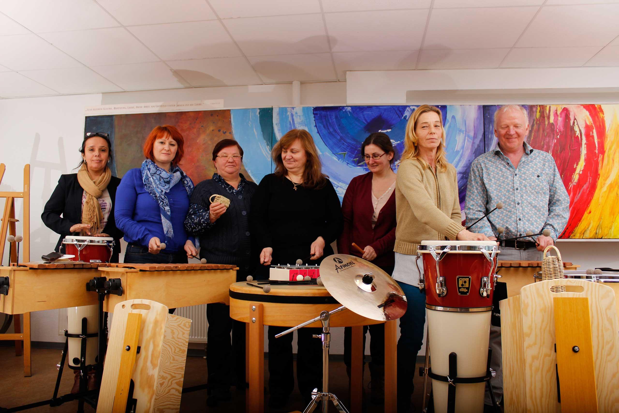 Musikprojekt in Rodgau-Gretel-Egner-Haus-1.1