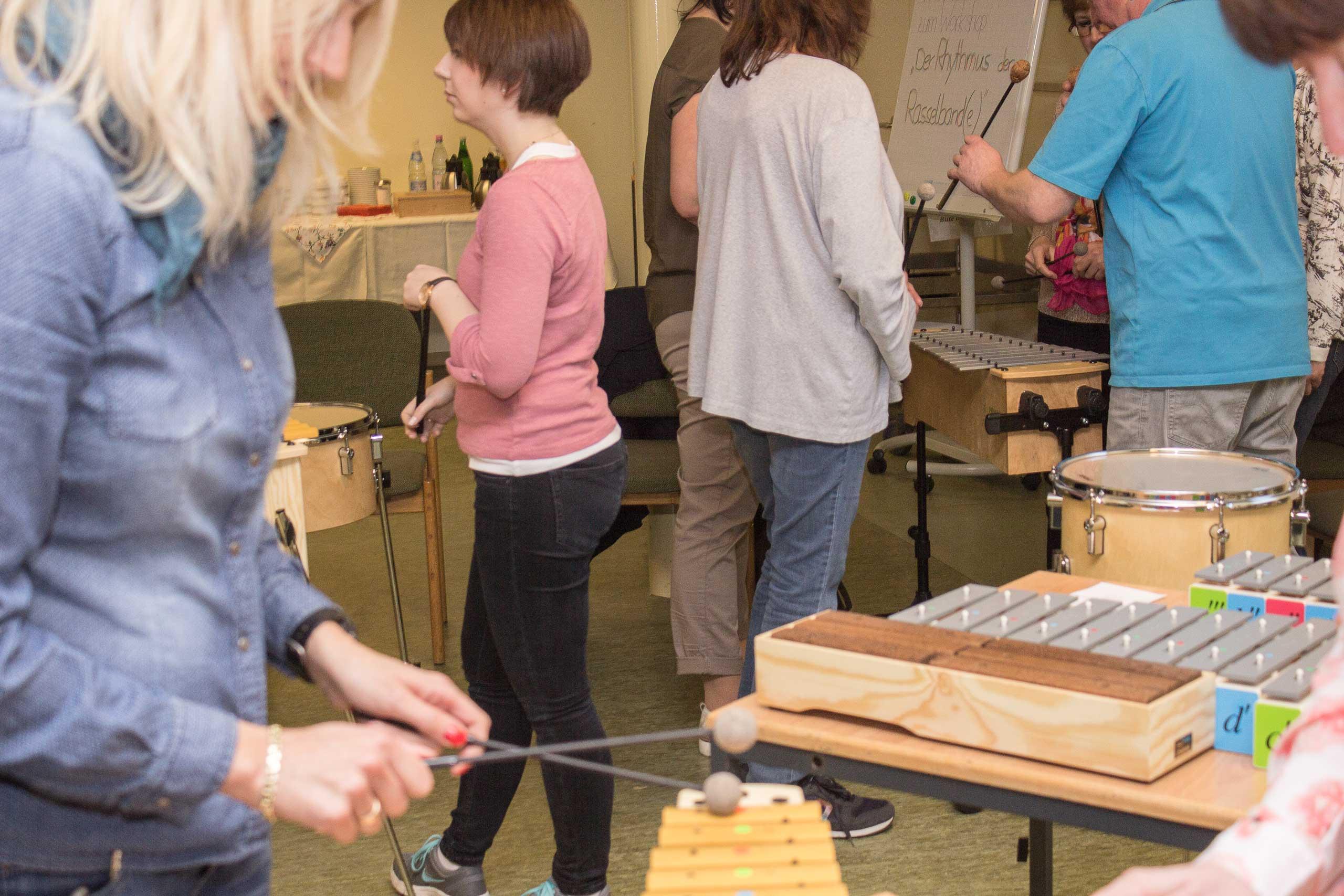 Musikworkshop Wir Sind Altenpflege