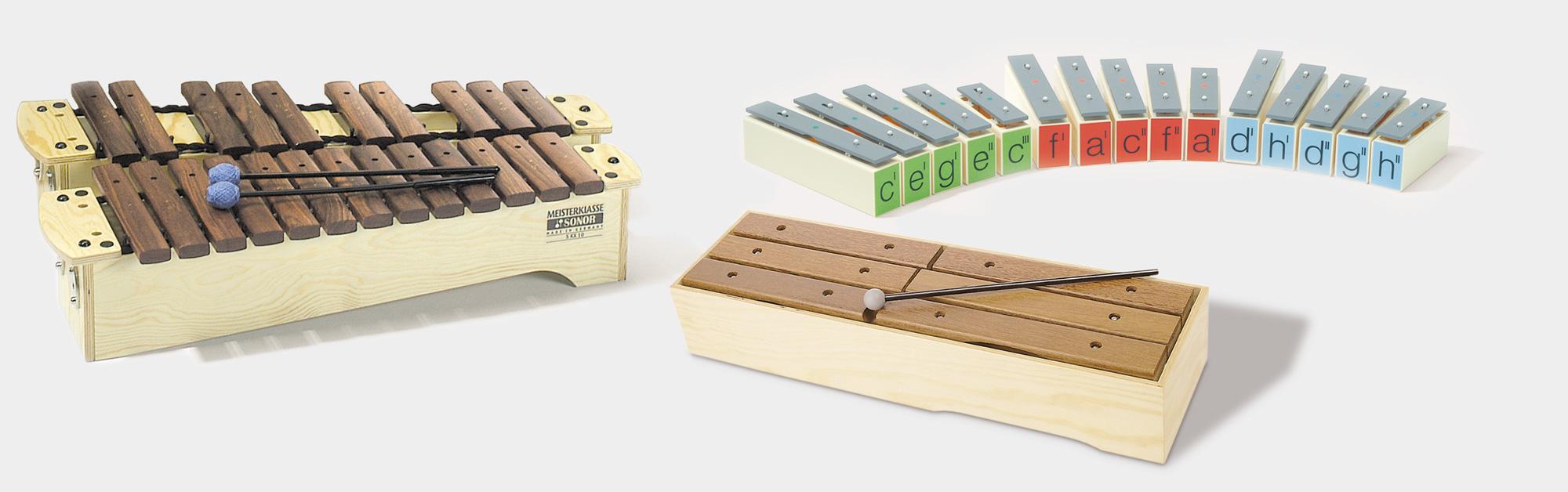 Melodieinstrumente