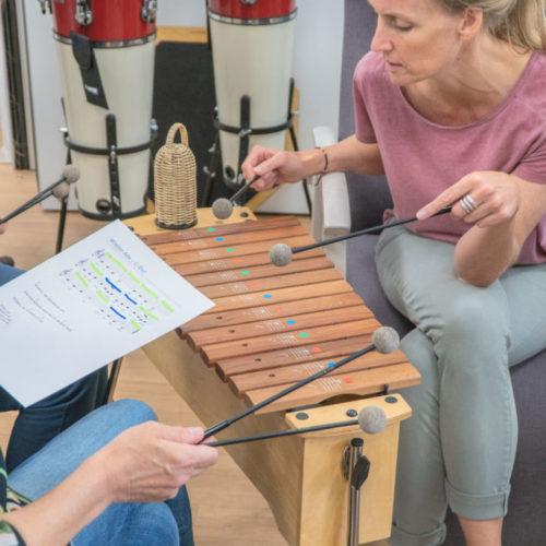 Musik Workshop im Februar