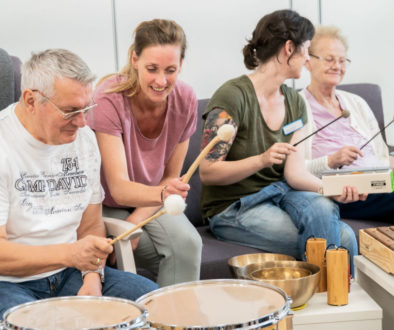 Musik und Klänge Basis-Workshop im März