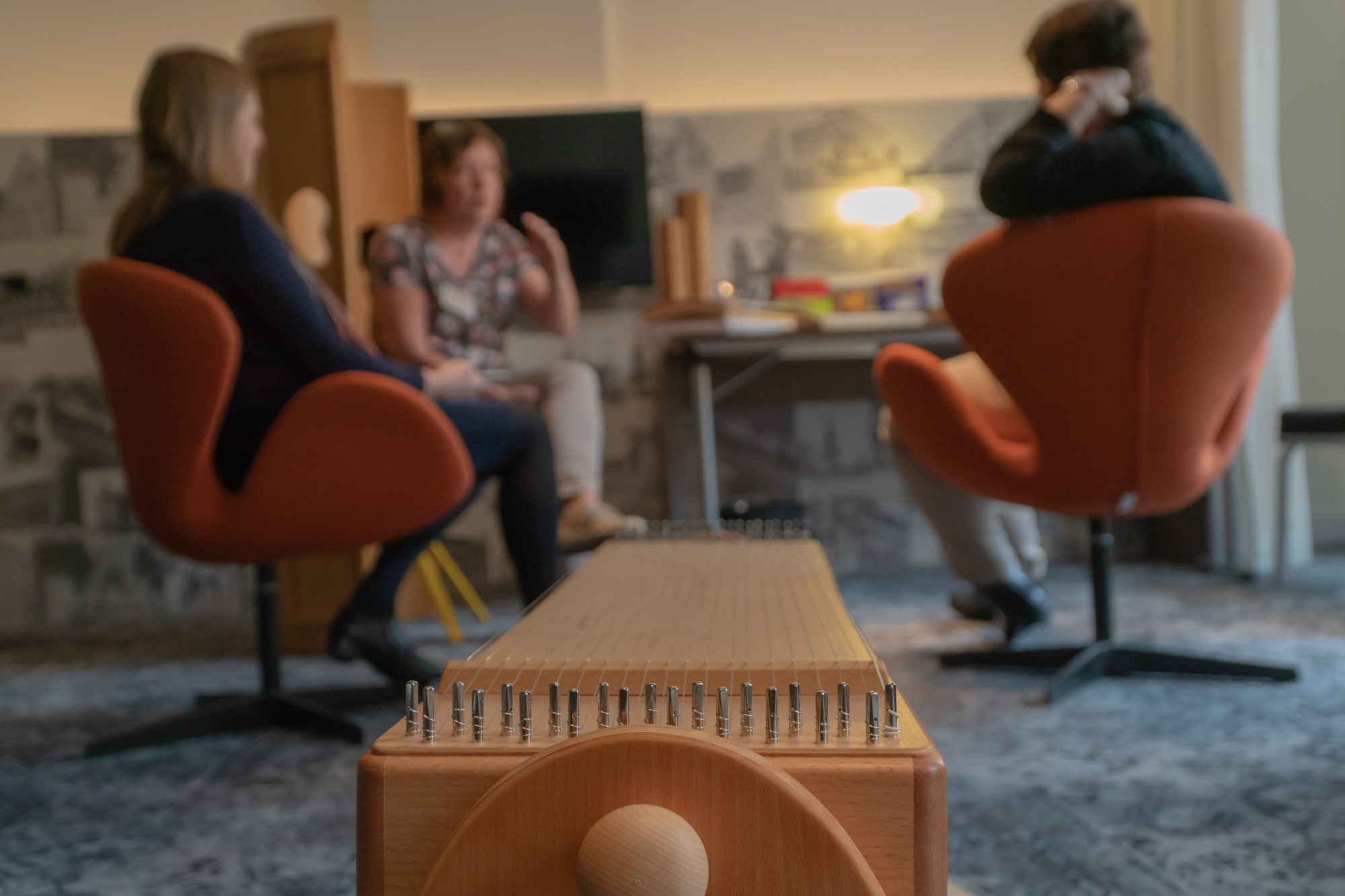 Klangworkshop Wir Sind Altenpflege Braunschweig