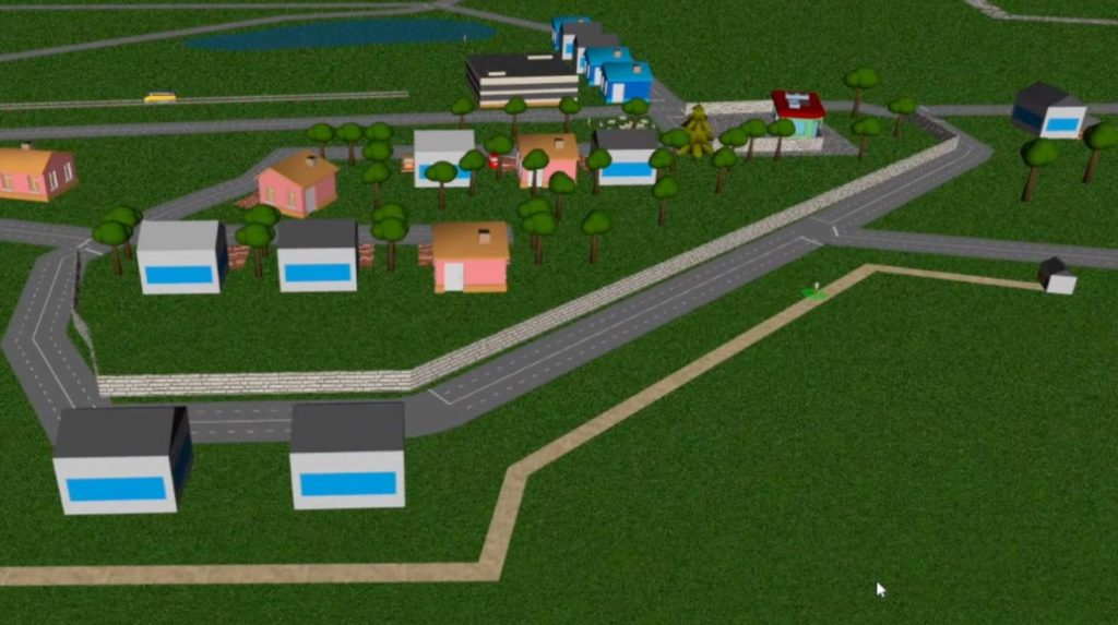 Simulation für Sozialplanung