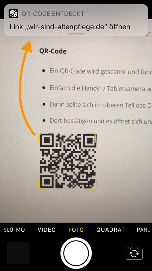 Screenshot-Qr-Code-scannen