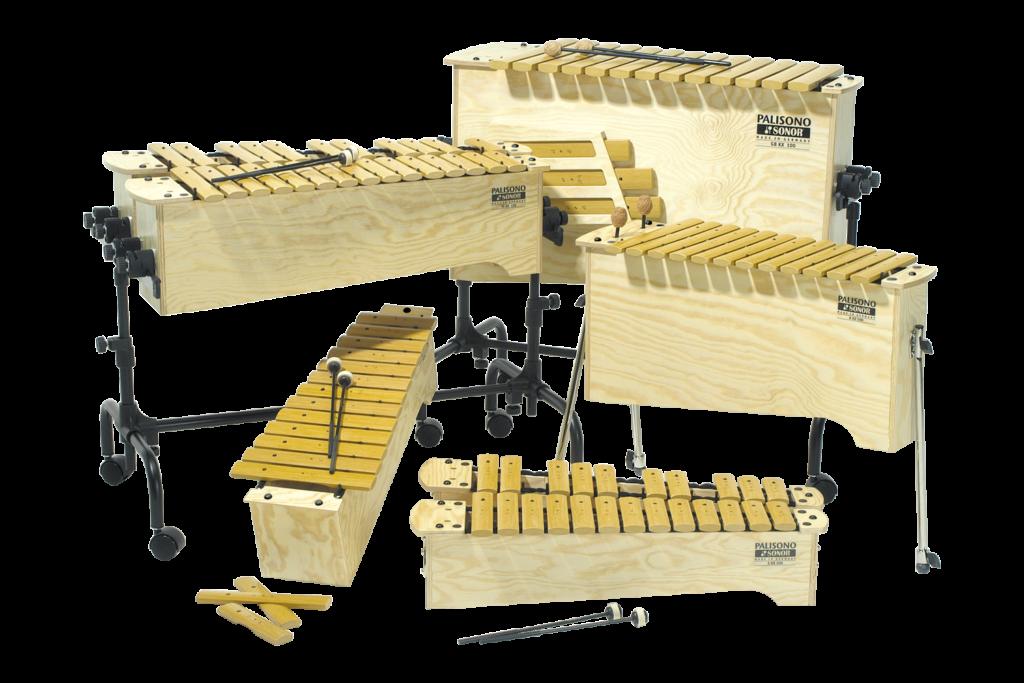 Palisono Xylophone (Artikelnummer: S-SKX)
