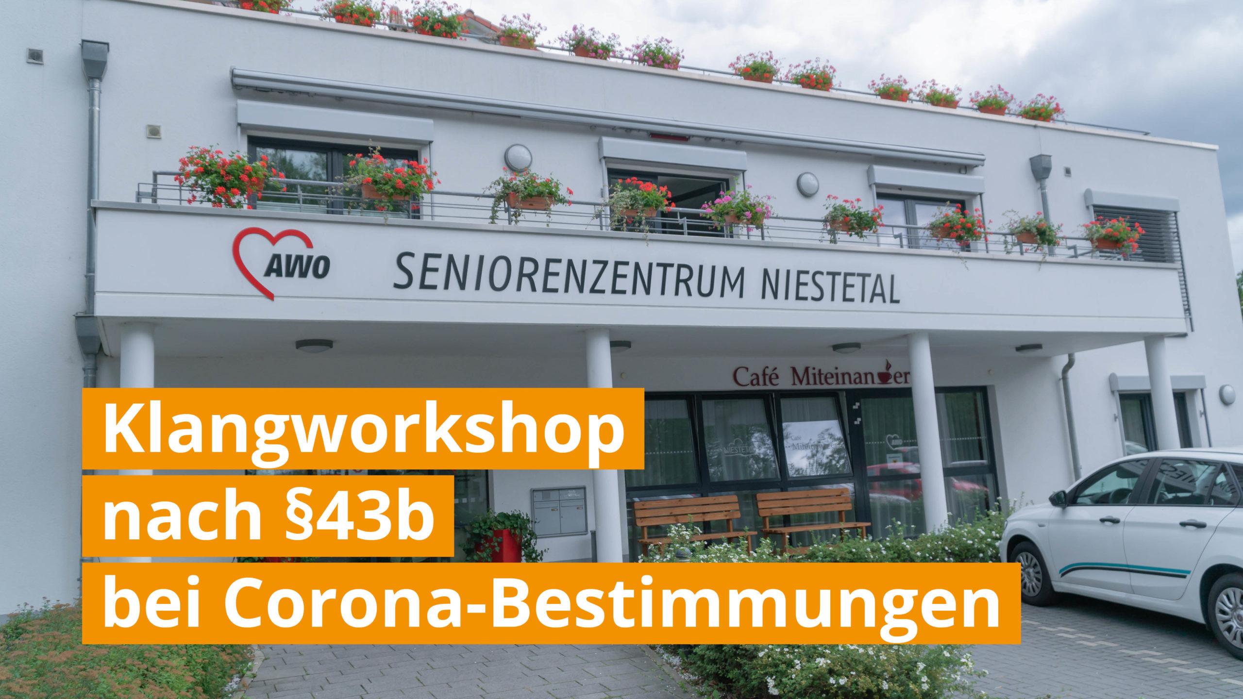 Thumbnail Wir Sind Altenpflege Klangworkshop Niestetal bei Corona-Bestimmungen