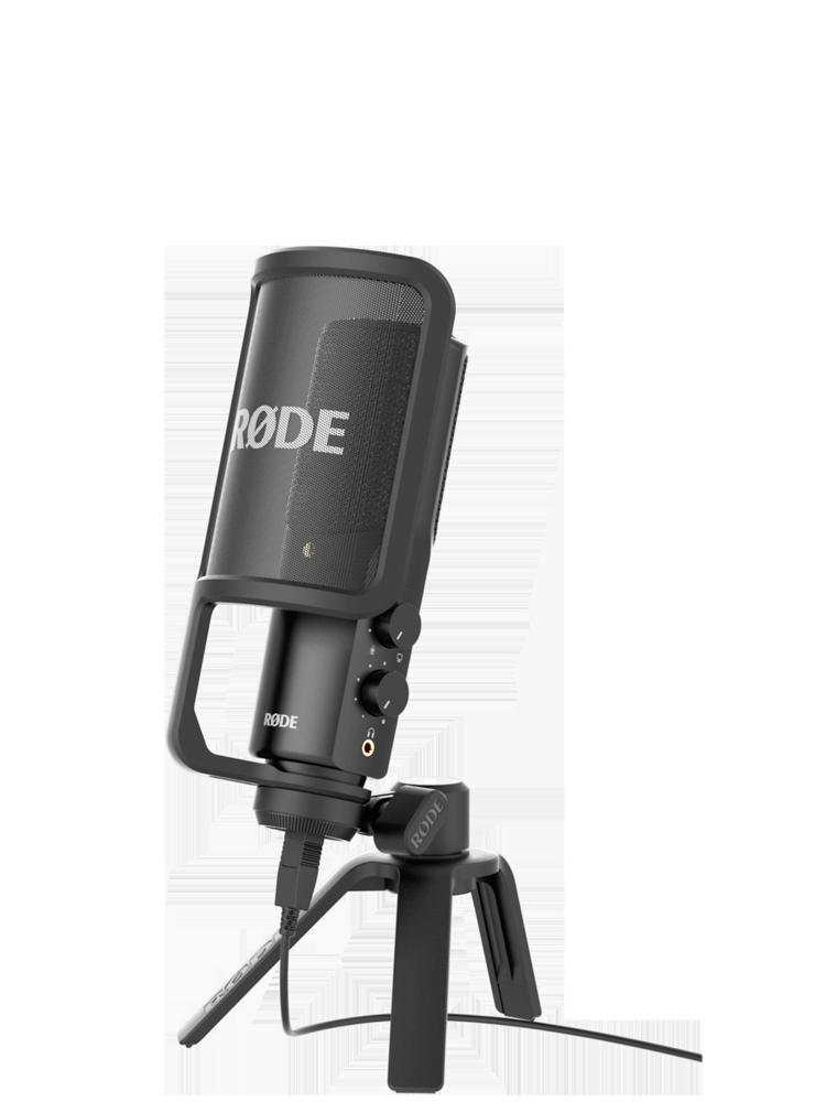 RODE NT-USB Profi-Mikrofon