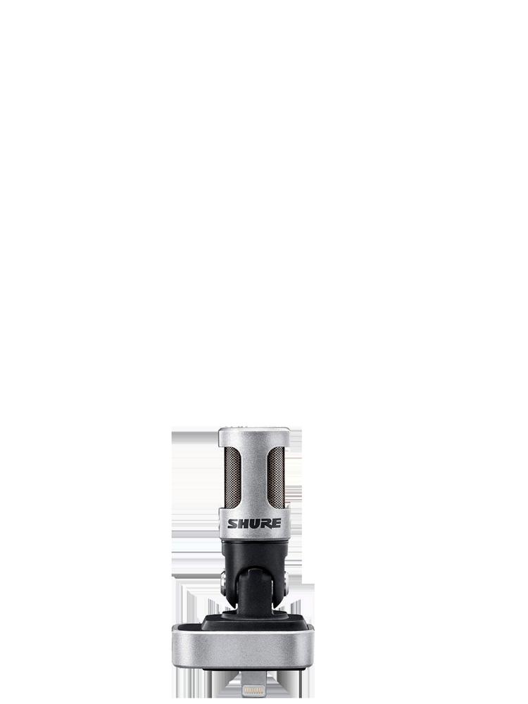 SHURE MV 88 Mini-Mikrofon