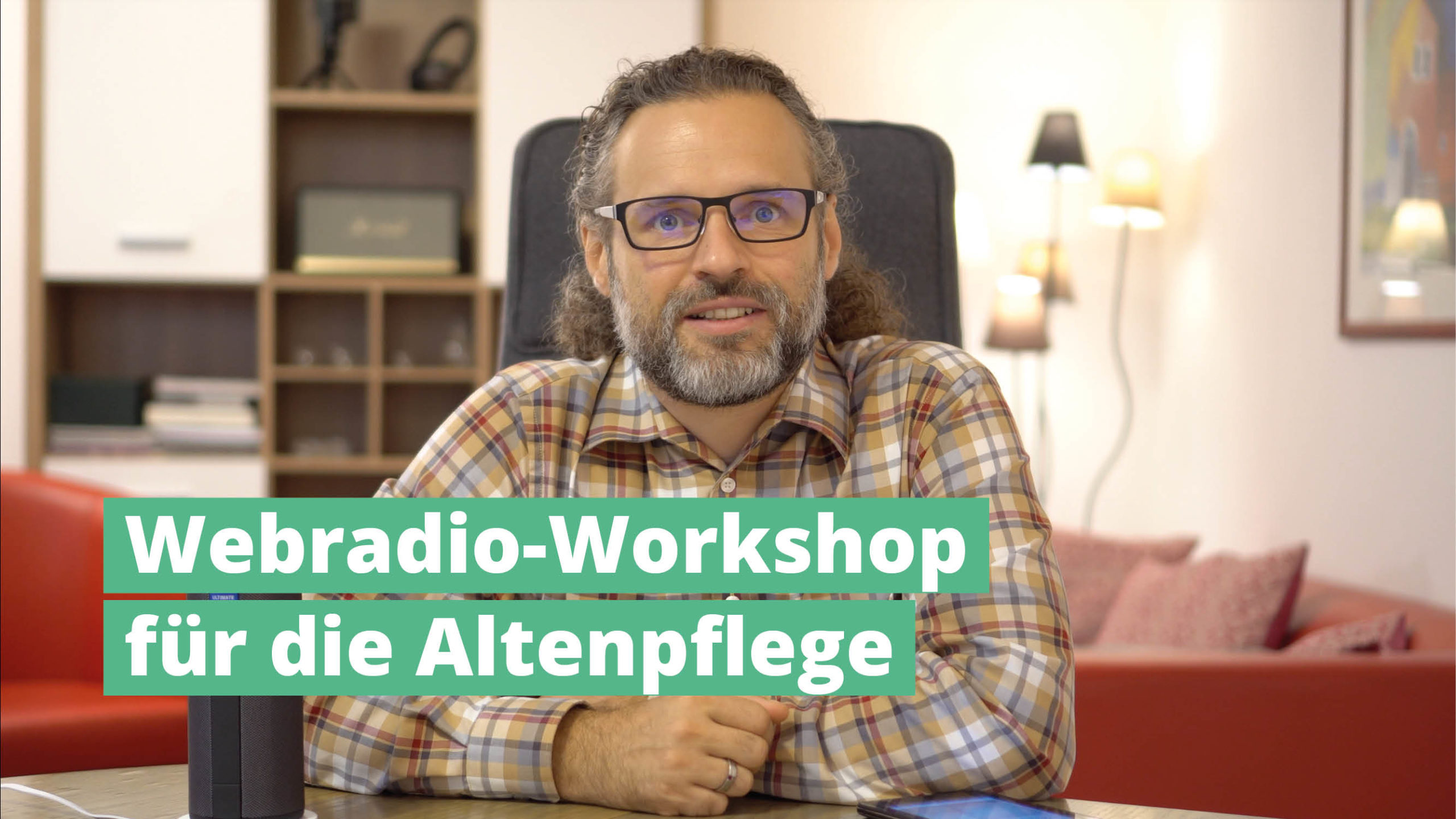 Verein Thumbnail Webradio Workshop TRailer