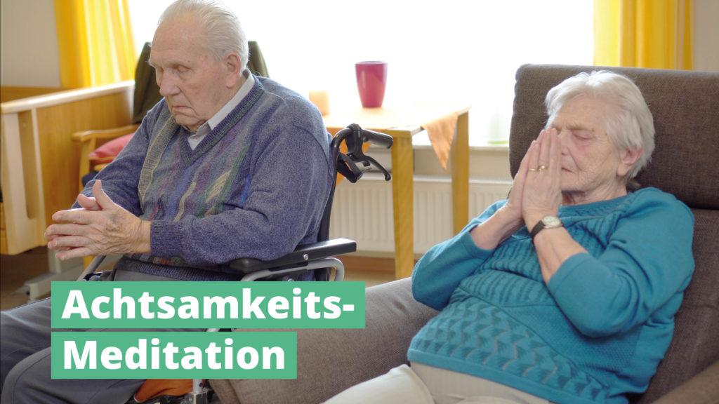 Achtsamkeitsmeditaion PeterHess Klangschalen Wir Sind Altenpflege