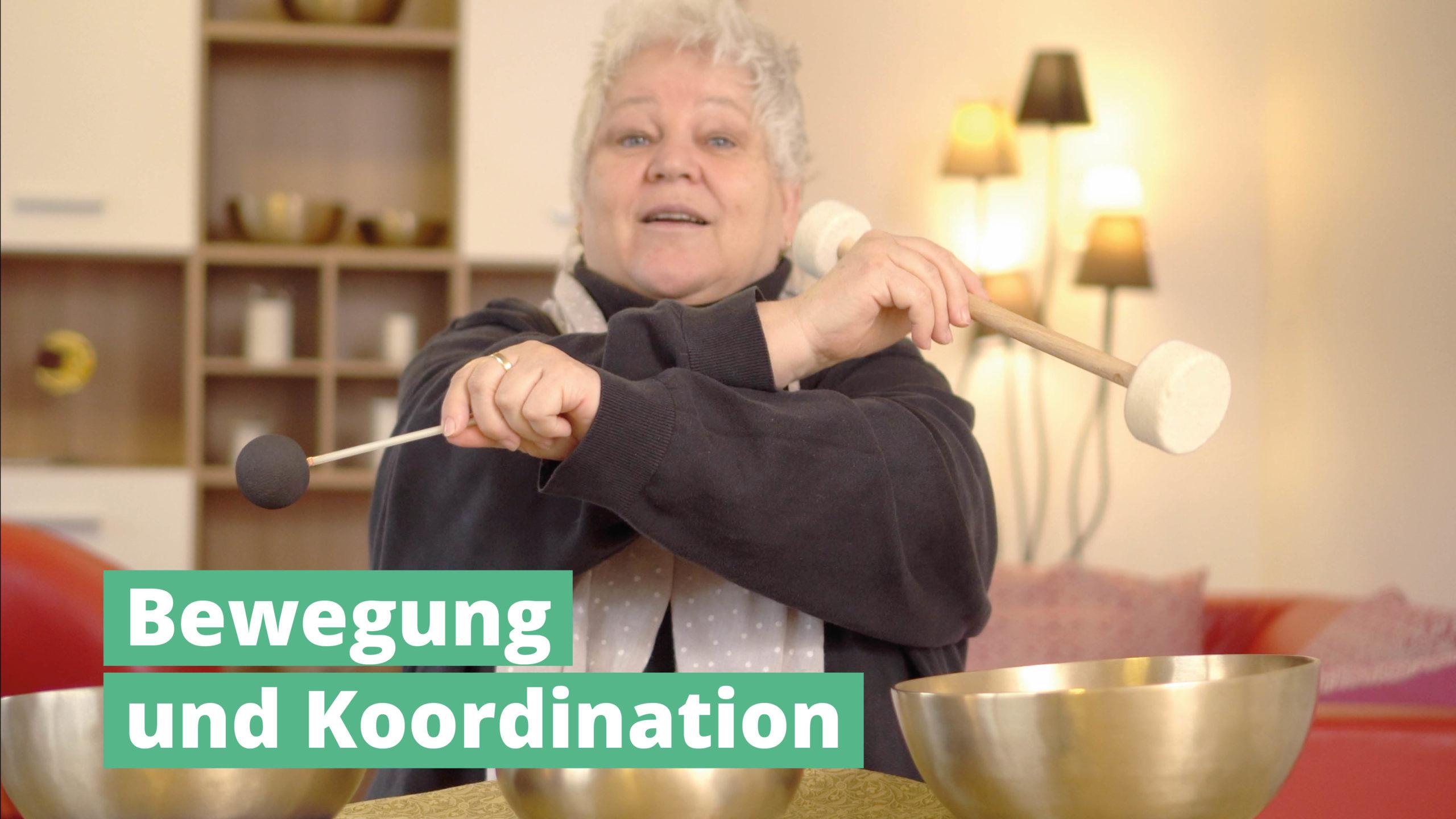 Bewegeung und Koordination mit PeterHess Klangschalen Wir Sind Altenpflege