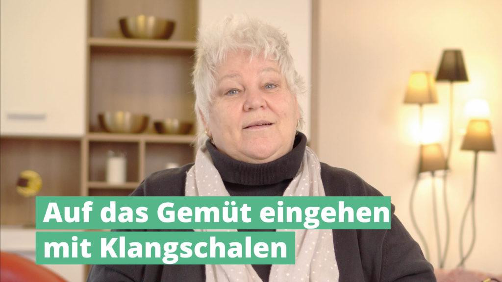 Gemüt mit PeterHess Klangschalen Wir Sind Altenpflege