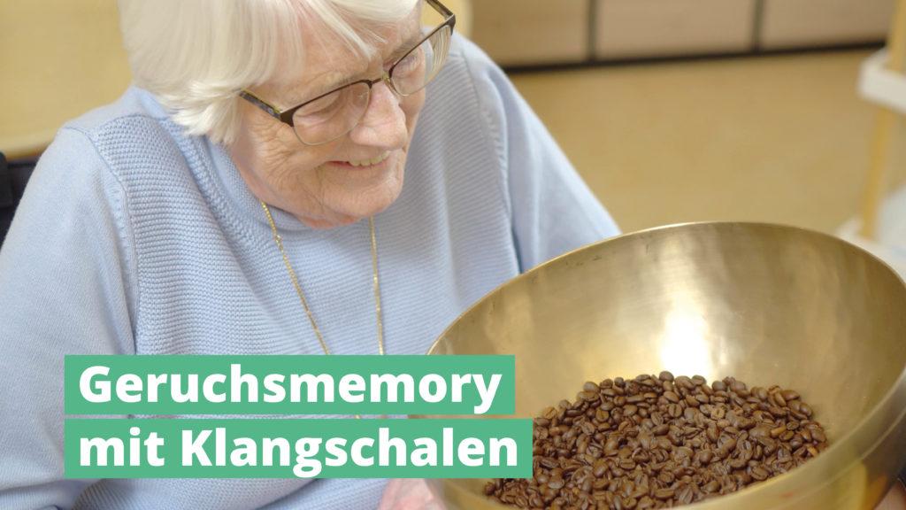 Geruchsmemory mit PeterHess Klangschalen Wir Sind Altenpflege