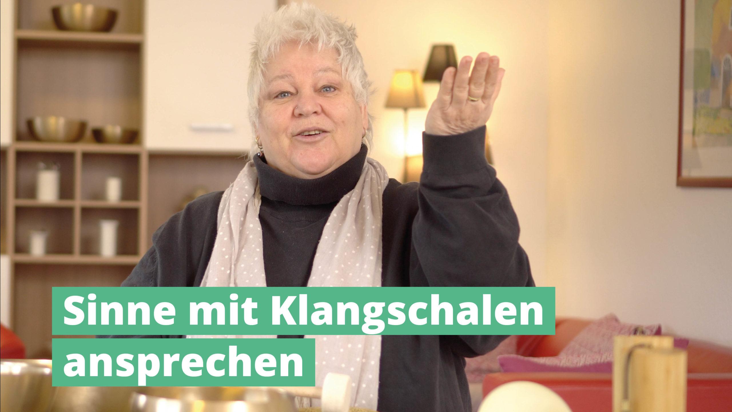 Sinne mit PeterHess Klangschalen ansprechen Wir Sind Altenpflege