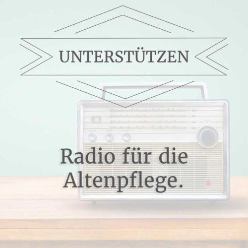 Radio-für-die-Altenpflege-unterstützen