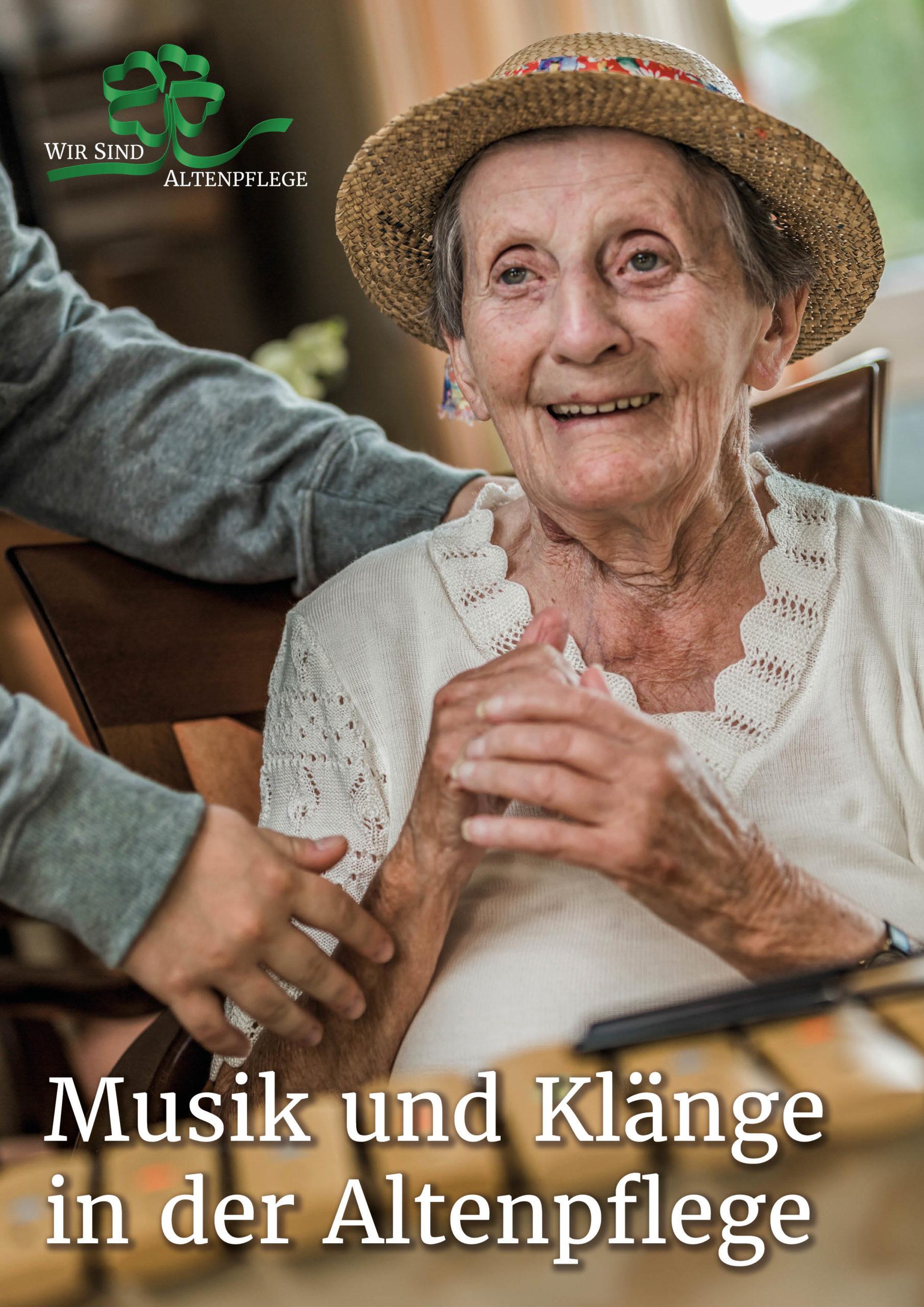 Broschüre Wir Sind Altenpflege Vorschaubild