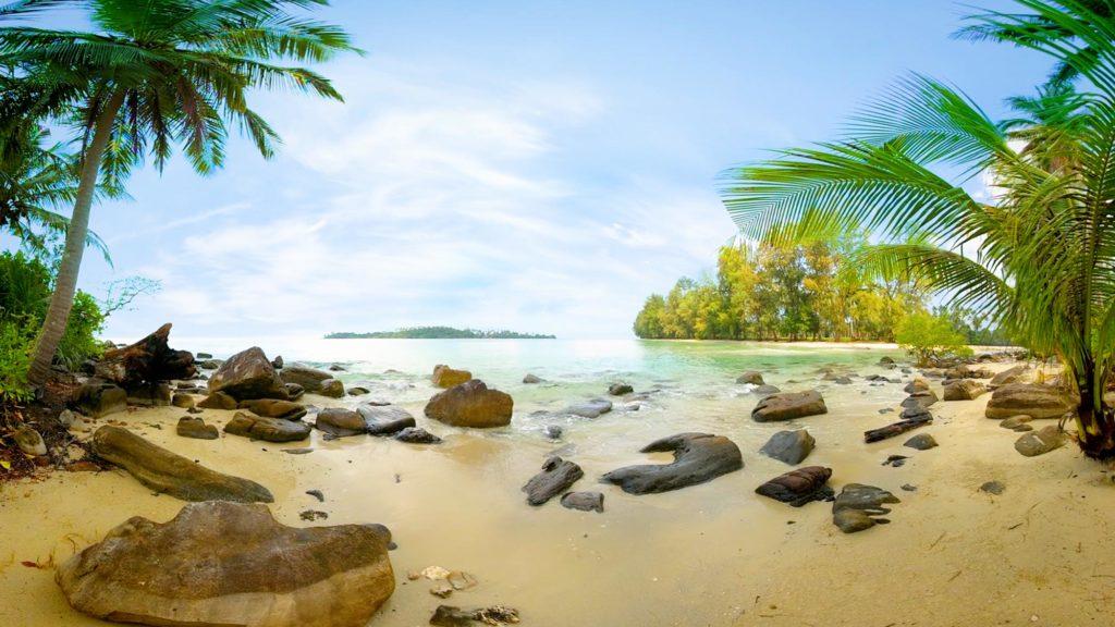 Wir Sind Altenpflege Magic Horizons Virtuelle Reisen Dreamy-Beach
