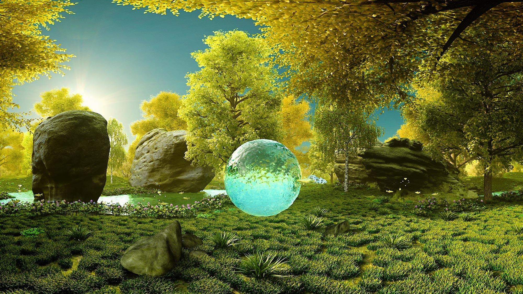 Wir Sind Altenpflege Magic Horizons Virtuelle Reisen Echoes-in-White